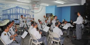 10/07/2015-Banda Militar dos Açores