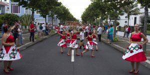 Desfile de Marchas Populares – organizado pela Junta de Freguesia no passado dia 23 de Julho de 2017