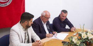 Assinatura dos Protocolos 2018 com as instituições da Freguesia do Rosário