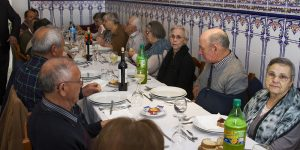 Comemorações do 426º Aniversário da Freguesia de Nª Sra. do Rosário.