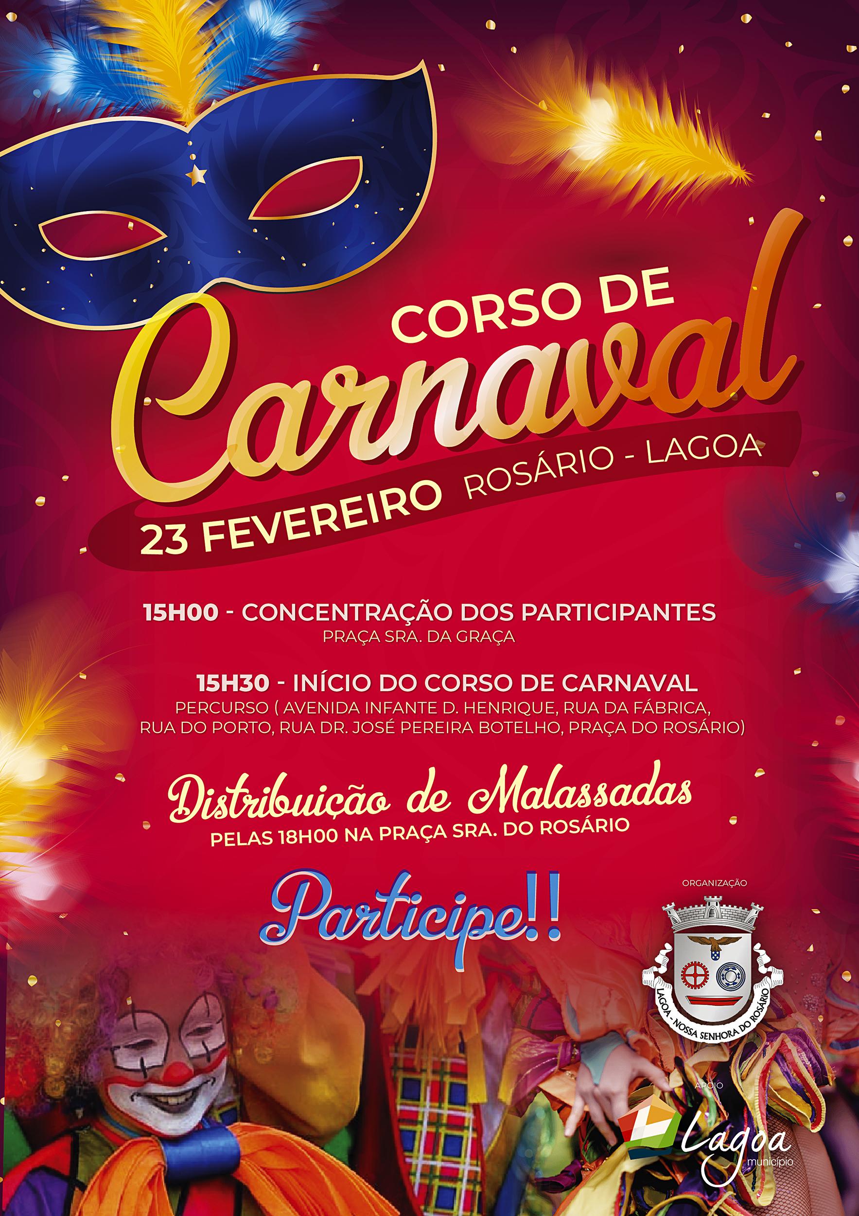 Corso de Carnaval 2020